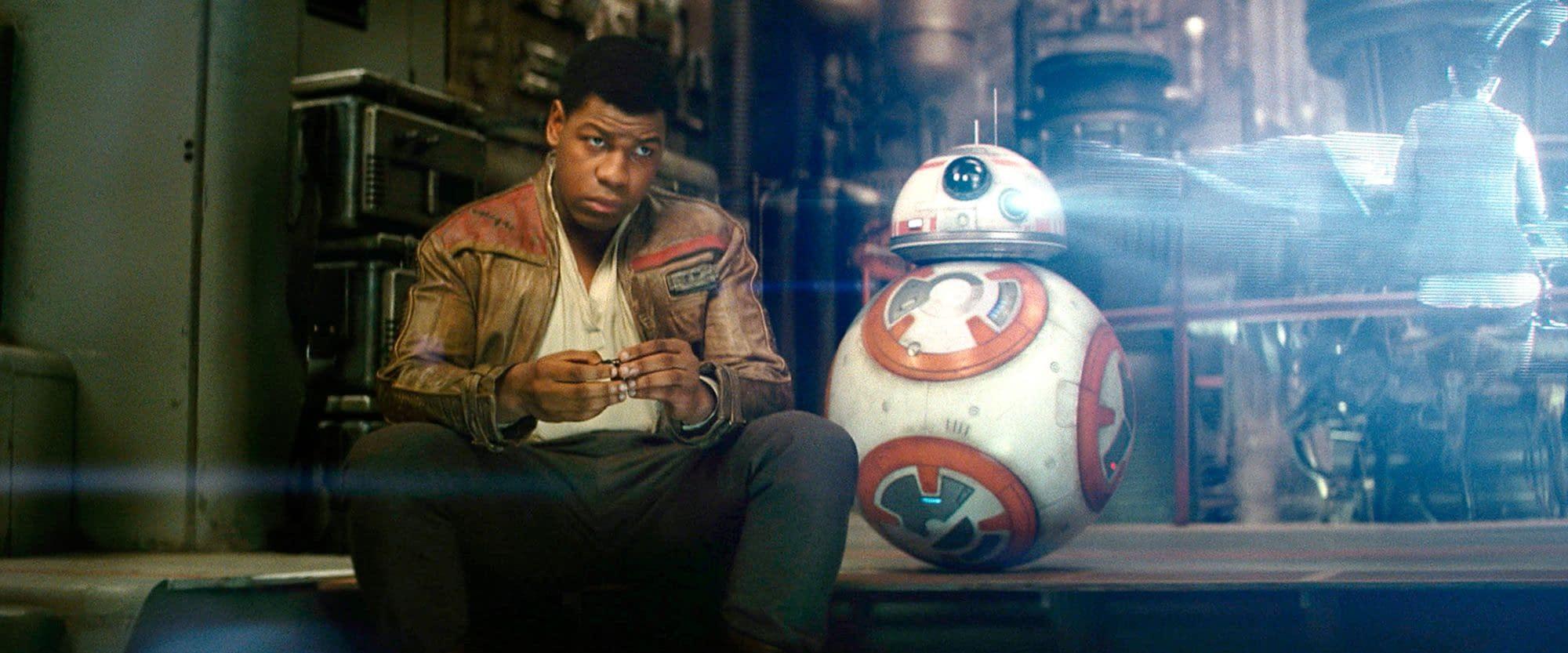 "Star Wars: Episode IX – John Boyega Thinks It'll Be ""All Out War"""