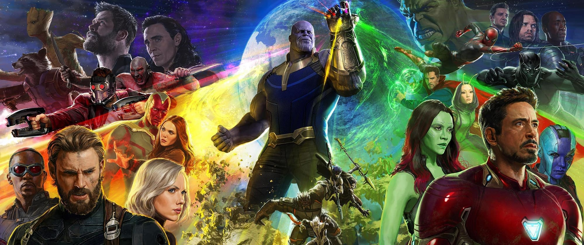 The 'Avengers: Infinity War' Footage Doesn't Spoil 'Thor: Ragnarok'