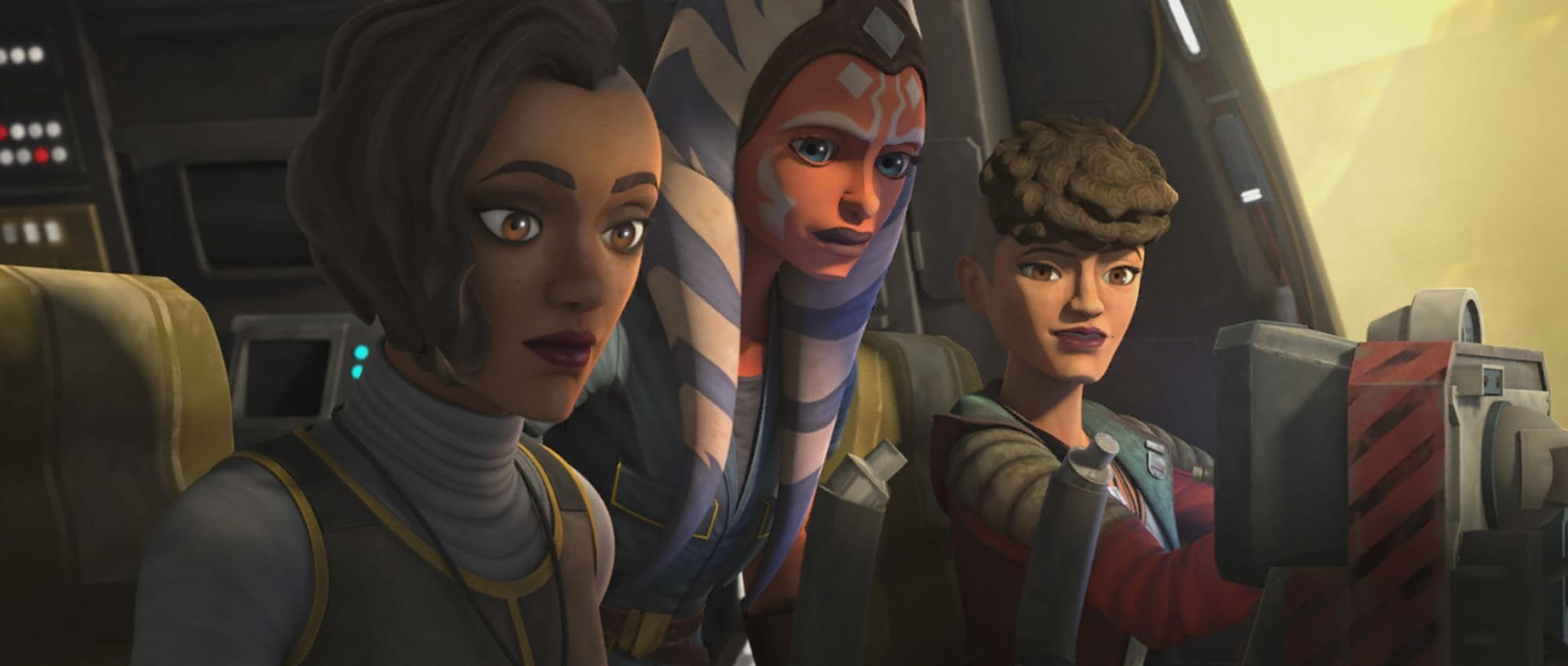 The Clone Wars With A Trace Ahsoka 2