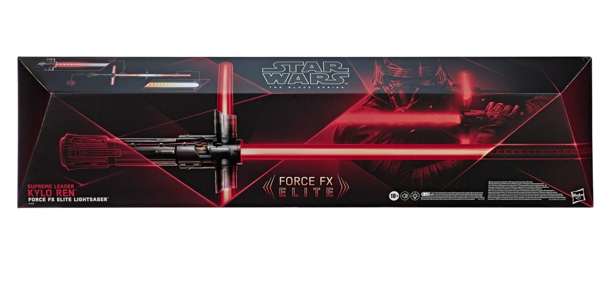 Star War Replicas from the Black Series Coming Soon