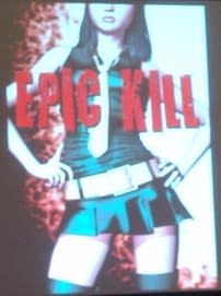 Three New Books From Image – Capn BKLYN, Alpha Girl, Eat Kill – And The Return Of Some Favourites