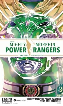 Mighty Morphin Power Rangers Year One Review: Call Your Zord