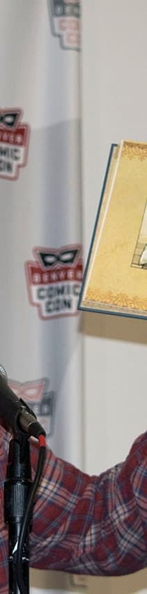 Denver Comic Con 15: David Petersen And 10 Years Of Mouse Guard