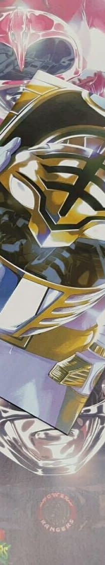 All 7 Covers Of Mighty Morphin Power Rangers #0 Sell For $425 As Paul Pope Gets A Gold Foil Cover For #1