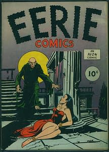 The Terrible 25 of Pre-Code Comic Book Horror