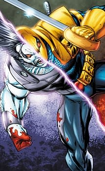 Rob Liefeld Planning On Leaving The New 52?