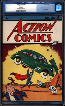 So… Who Wants To Buy An 8.5 CGC Action Comics #1 On eBay From A Zero Rated Buyer?