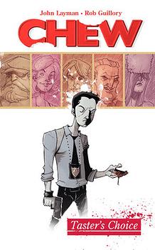 Chew Image Comics John Layman