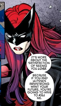 DC Comics to Cancel Batwoman in August