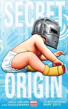 Speculation Over That New Iron Man Origin