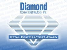 Does Your Comic Store Have Another Store Inside It? Maybe It Could Win A Diamond Best Practice Award