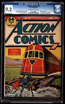 Saturday Trending Topics: More Powerful Than A Locomotive