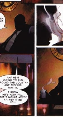 Why Tony Stark Can Never Be President of The USA (SPOILERS)