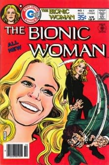 Dynamite To Publish The Bionic Woman In March