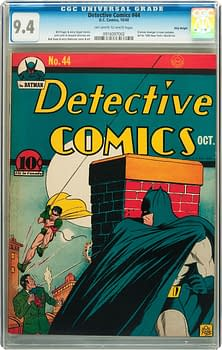 The First 222 Comics From The Billy Wright Collection Sell for $3,433,342