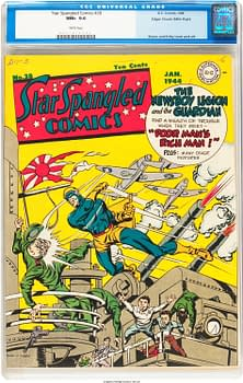 100 Jack Kirby Golden Age Covers For #Kirby100