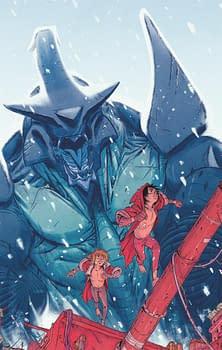 Dark Horse Comics For December 2017 Solicits