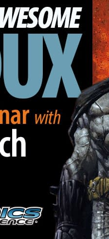 David Finch Answers Questions On His Comics Master Seminar &#8211 Dodges Them On DC Rebirth&#8230