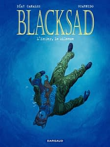 Massive Preview of Blacksad Volume 4