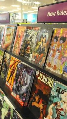 Hastings The Largest Comic Book Chain In America Is In Trouble