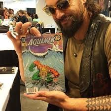 Aquaman Comic to Be Momoa-ized With the Coming of Kelly Sue DeConnick and Robson Rocha?
