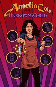 Interview: Adam P Knave and DJ Kirkbride take Amelia Cole from the Unknown World to the Hidden War