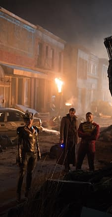 Six Important Moments From DCs Legends Of Tomorrow &#8211 Star City 2046 Updated