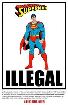 The Illegal Superheroes Of California