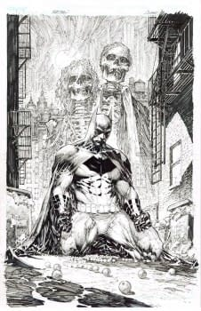 So, About That Marc Silvestri Batman Comic… And What It Means For DC