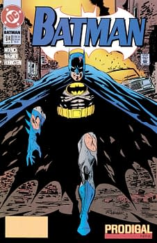 Chuck Dixon's Batman Knightfall Recut Continues for 25th Anniversary