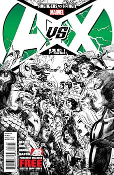AVX Sixth Printings Go Green By Recycling Covers