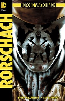 In One Week, In Two Weeks… Here Comes Rorschach