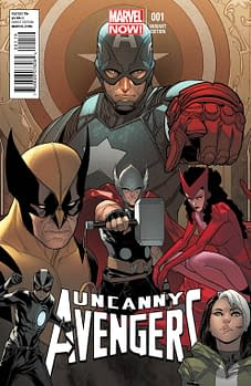 More Uncanny Avengers Art – And How To Make It Pay