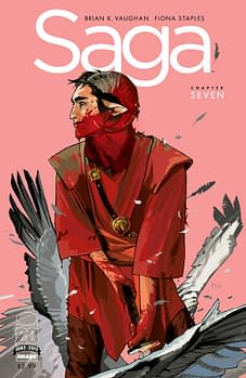 As Issue Seven Sells Out, Image Decides To Stop Reprinting Comics Like Saga