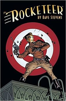 The Rocketeer IDW Dave Stevens_