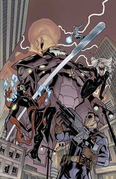 Let's Put All The Marvel October 2012 Solicitations Together In One Place