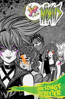 Jem And The Misfits TPB Review: Everyone Loves A Good Villain