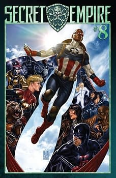 Secret Empire #7 And #8 Go To Second Printings