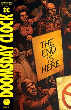 Is 'Doomsday Clock' Stealth Marketing for HBO's Watchmen TV Series?