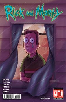 The Ballad of Sang and the Vindicators Arrive: Oni Press March 2018 Solicits