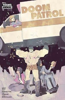 DC Comics Cancels Doom Patrol #12 Orders, Delays It Until at Least April