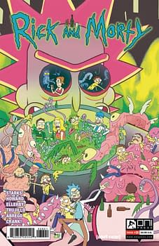 Watch Out for Pizzasaurus Rex, Letter 44 Deluxe Edition: Oni Press May 2018 Solicits