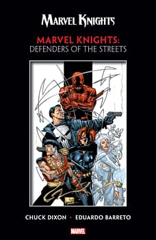 Marvel Knights Gets a Brand New Design (UPDATE)