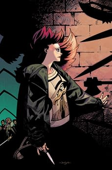 1First Comics Quits Kindle and ComiXology – Including Lark's Killer