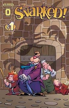 A Gallery Of Hallowe'en Mini-Comics For October 2011