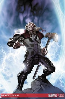 Fear Itself Gets Another Three Issues In Marvel November 2011 Solicitations
