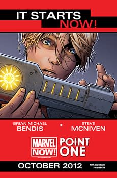 Young Avengers, Guardians And X-Force In Marvel NOW's Point One
