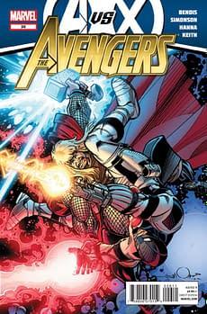 Did Amazon Just Spoil Avengers Vs X-Men A Bit?