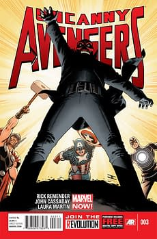 Cyclops Vs Cyclops While Marvel Cancels Wolverine, Captain America And (Insert Here) But Brings Back Monsters Inc