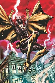 Ray Fawkes On Batgirl – Will He Receive The Treatment Of His Namesake?